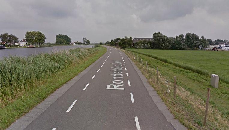 De Rondehoep onder de rook van Amsterdam Beeld Google Streetview