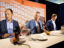 Hiddink: 'Afstand tussen Eredivisie en Oranje te groot'