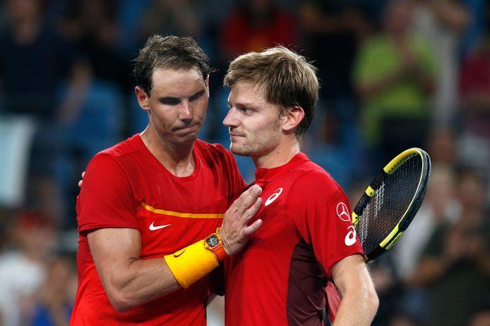 David Goffin avait battu Rafael Nadal lors de la première édition, il ne sera pas à l'affiche de l'édition 2021.