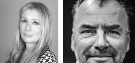 Wendy Grutters en Jean-Paul Broeren voeren nieuwe lijst Stadspartij Nijmegen aan: 'We zijn yin en yang'