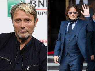 """Mads Mikkelsen voelt zich schuldig tegenover Johnny Depp: """"Had er graag eens met hem over gesproken"""""""