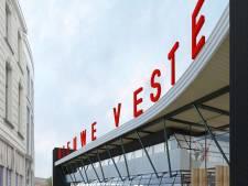 Geen groene pui voor Nieuwe Veste: te duur, te riskant