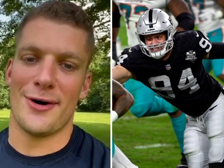 Eerste actieve NFL-speler komt openlijk uit voor homoseksualiteit