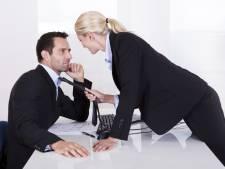 De favoriete locaties voor seks op de werkvloer