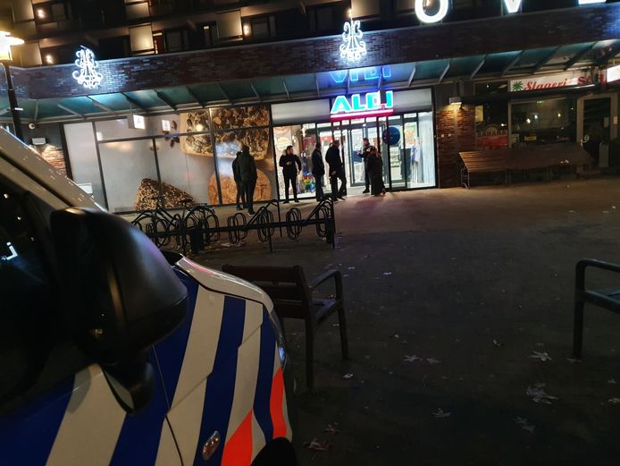 De overval op de Aldi in de Utrechtse wijk Overvecht
