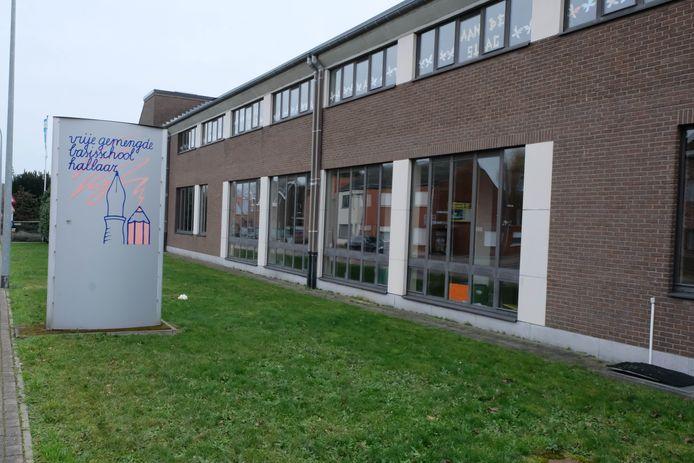 De Vrije Gemengde Basisschool in Hallaar.