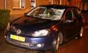 De auto die betrokken was bij het dodelijke ongeluk op de Helvoirtseweg.