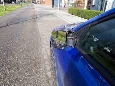 Jonge fietsers laten spoor van vernieling achter in Berghem: schoppen zijspiegels van twintig auto's af