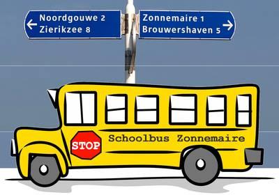 Stichting Schoolbus Zonnemaire kan niet wachten op elektrische busjes