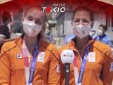 Vrouwen dubbeltwee na misgrijpen goud: 'We waren de beste'