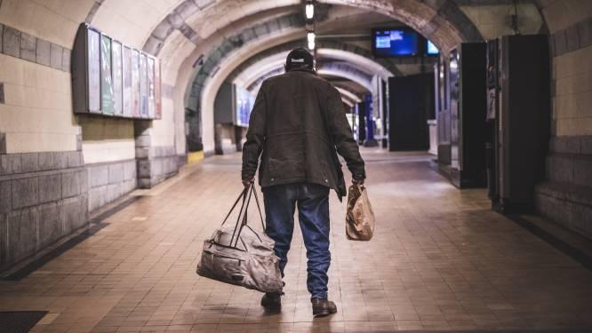 """Gent telt voor het eerst zijn daklozen: """"Ook de sofaslapers tellen we mee"""""""