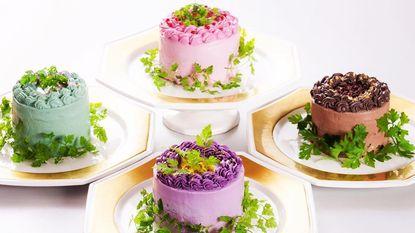 Dit zijn ze: de gezondste taarten ooit