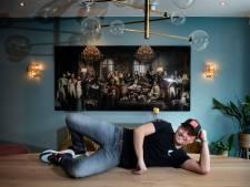 Joël Borelli uit Eindhoven genas van corona en voelt zich beter dan ooit