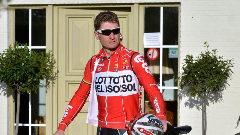 Frederik Willems. Beeld PHOTO_NEWS