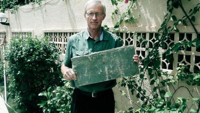 De Zweed Göran Björkdahl. Beeld rv