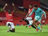 Liverpool doet goede zaken met zege op United