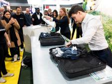 In 1 minuut je koffer inpakken? Wim en Silvy krijgen het voor elkaar en maken kans op reis naar Brazilië