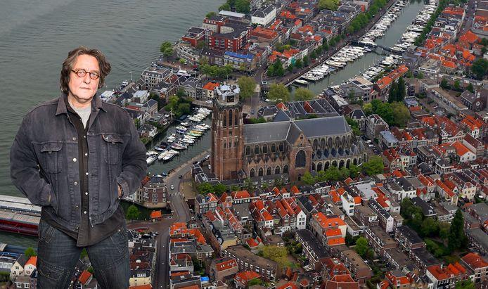 Kees Thies over de groei van Dordrecht.