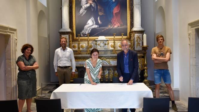 Samenwerkingsovereenkomst tussen de gemeente Lennik en het Kasteel van Gaasbeek vernieuwd