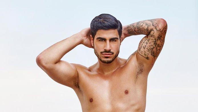 Renan uit 'Ex on the Beach: Double Dutch' is binnenkort te zien in het nieuwe seizoen van 'The Challenge'.