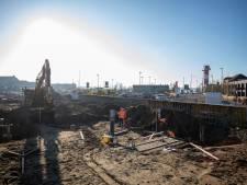 'Wijkpost bij strand Hoek van Holland na doortrekken metro'