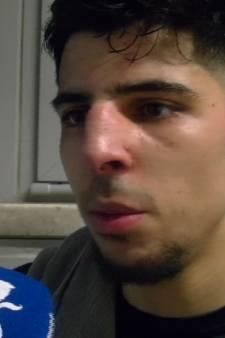Anis Karkach na verlies: 'Te veel gefocust op tegenstander'