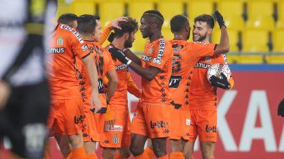 VIDEO. Weer niks voor Lokeren: Waaslanders blijven hangen op laatste plaats na 2-4-nederlaag tegen Charleroi
