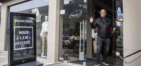 Winkeliers in Klazienaveen sluiten deuren weer op last van de gemeente