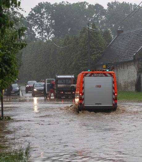 Les crues menacent désormais l'est du Hainaut