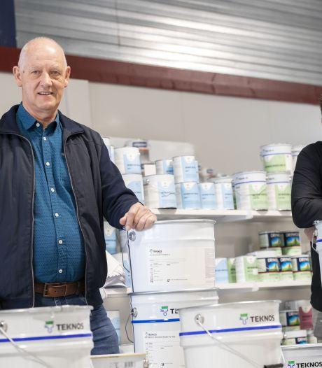 Voor vader en zoon Zandvoort uit Rijssen draait alles om verf: 'Er komt zoveel bij kijken'