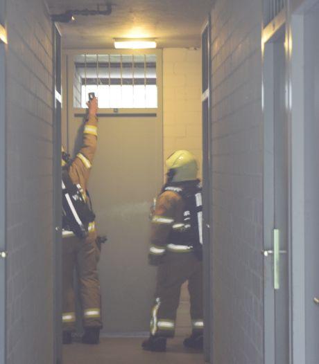 Zeer penetrante lucht in Doetinchemse flat: scooter in kelderbox lekt vermoedelijk benzine