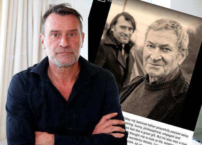 Daan Stuyven moet afscheid nemen van zijn vader.