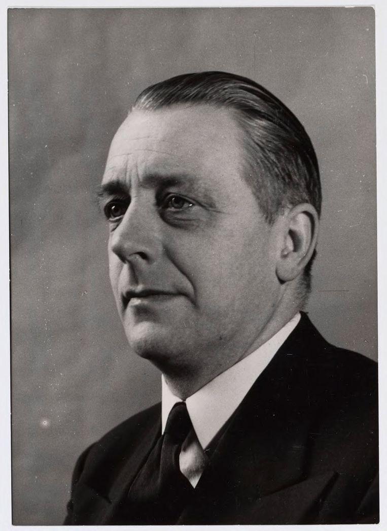 Pieter Jan Mijksenaar. Beeld Stadsarchief