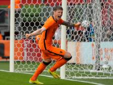 Uitzinnige Weghorst dankbare bliksemafleider voor Oranje bij matige repetitie tegen Georgië