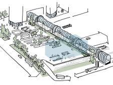 Eindelijk een Zoetermeer Centraal: 'Busstation verplaatsen naar opgeknapte Mandelabrug'