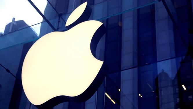 Apple doet mega-investering en werft ook 20.000 extra mensen aan in Verenigde Staten