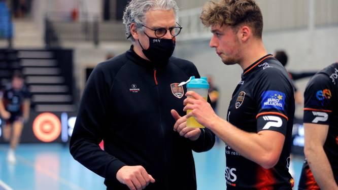 """Coach Jan Van Huffel: """"Enkel knap volleyballen is in topsport niet voldoende"""""""