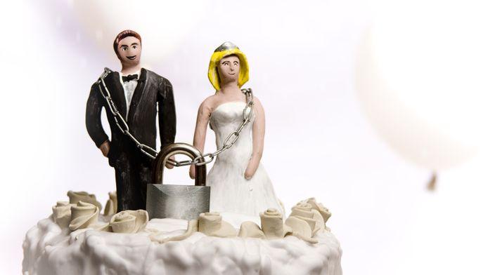 Illustration: mariage forcé.