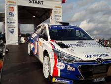 Kevin van Deijne niet van start in GTC Rally