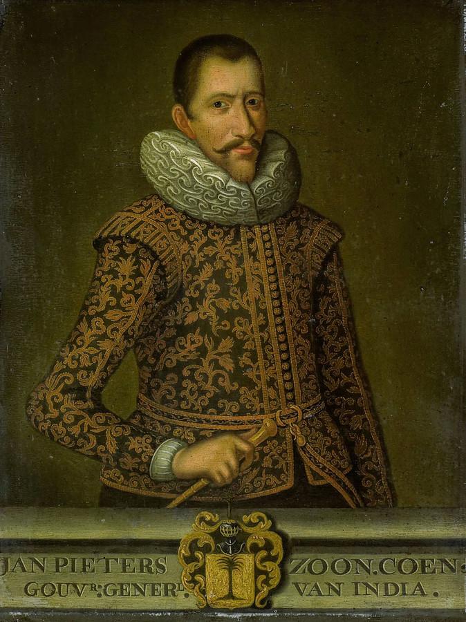 Jan Pieterszoon Coen (1587-1629)