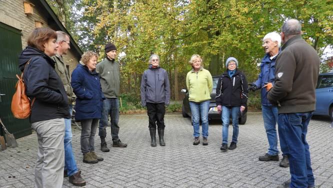 Steenuilenwerkgroep maken erven in Oisterwijk en Haaren vogelvriendelijk