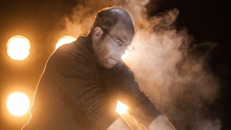 Bruno Vanden Broecke als Socrates. Beeld Bart Grietens