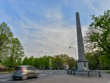 De Naald in Apeldoorn: in één klap een beladen monument