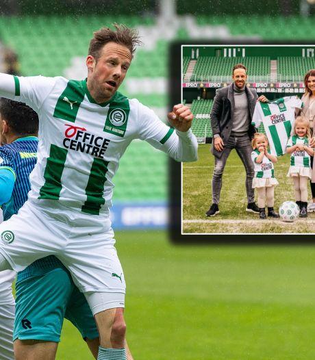 Bart van Hintum (FC Groningen) krijgt mooi nieuws over dochter: 'Chloé gaat doorknallen'