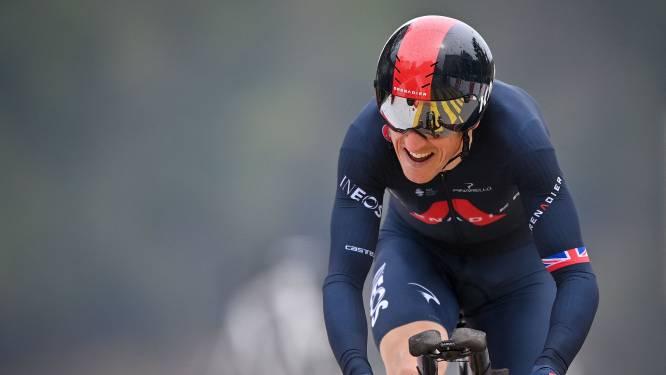 Verbluffende Van Wilder vierde in slottijdrit Romandië, eindzege voor Thomas