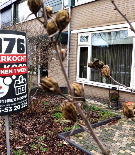 Op huizenjacht  in Etten-Leur of Moerdijk: je mag al blij zijn met een bezichtiging