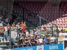 Almere City ontvangt 1351 fans bij topduel met Cambuur
