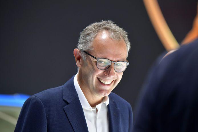 Stefano Domenicali.