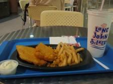 Une assiette de poisson frit élue plat le plus gras des Etats-Unis