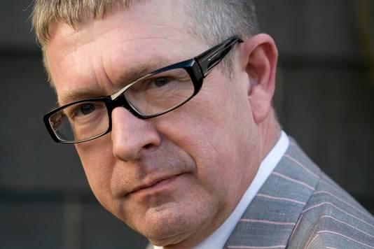Paul Frissen.